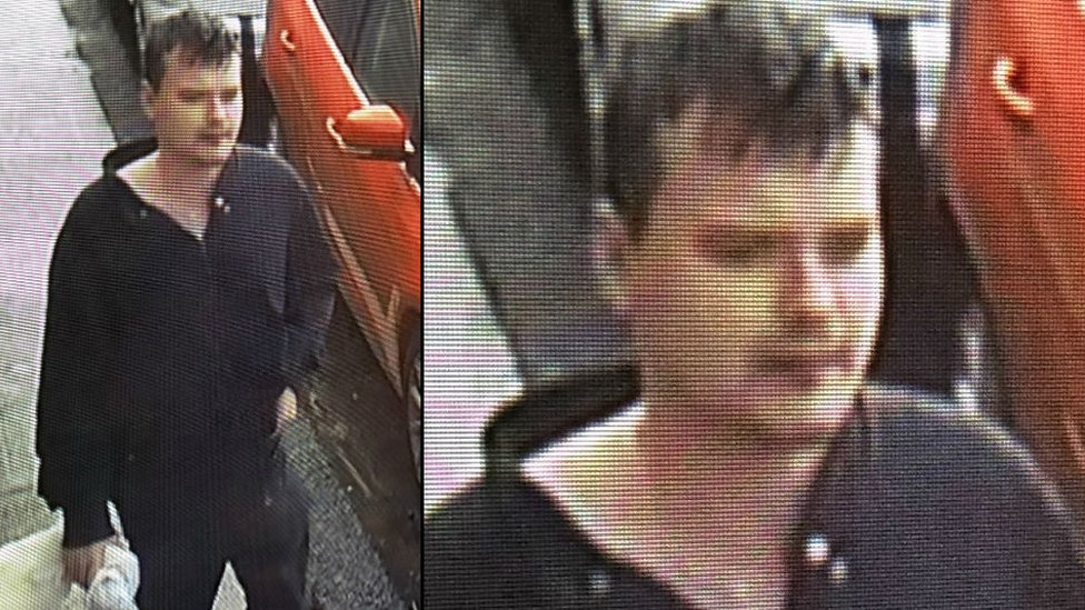 Body found in search for missing Alloa man Redmond Taylor