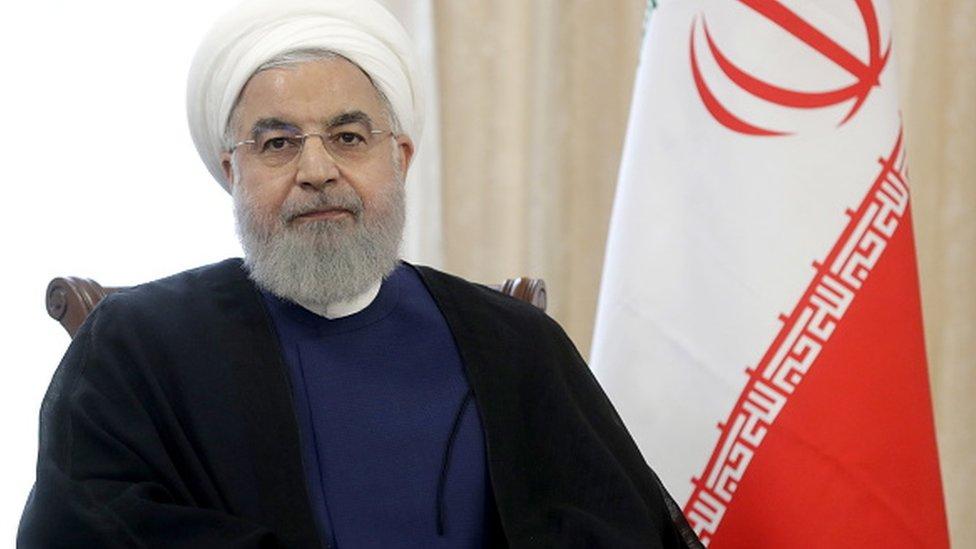İran Cumhurbaşkanı Hasan Ruhani, İngiltere'ye karşılık verileceğini söyledi