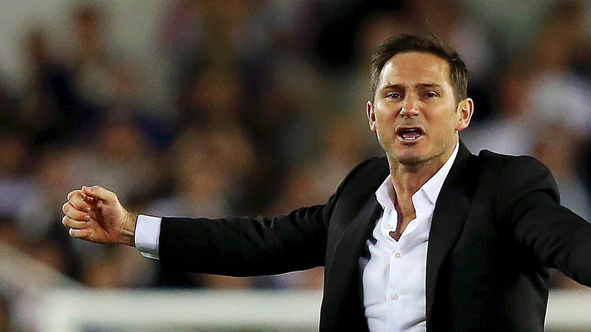 Football gossip: Lampard, De Gea, Pogba, Sarri, Zaha, Mata