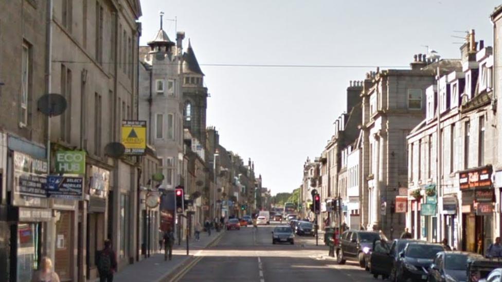 Man arrested amid Aberdeen indecent assault inquiry
