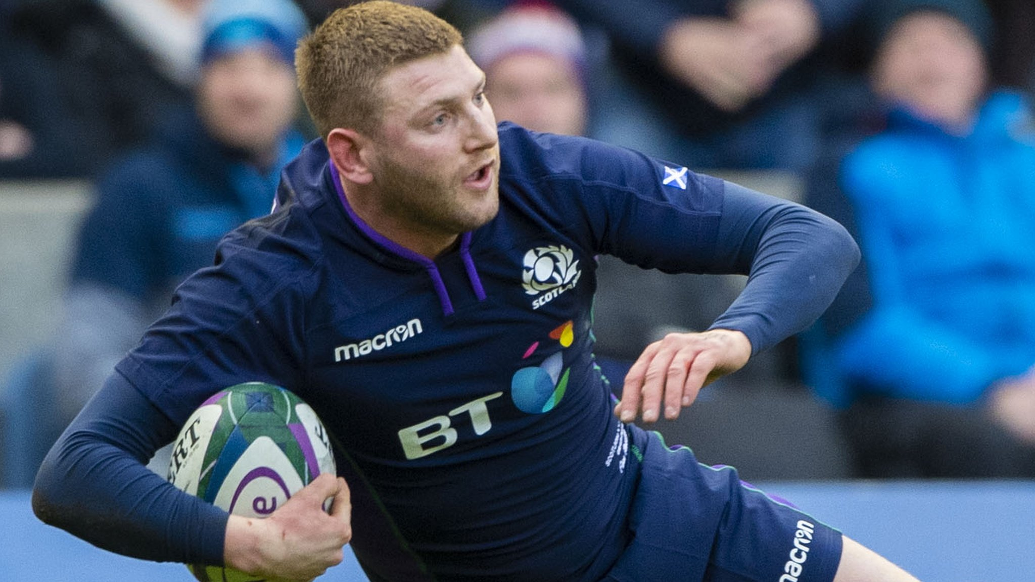 Scotland 'have to come out fighting' against France