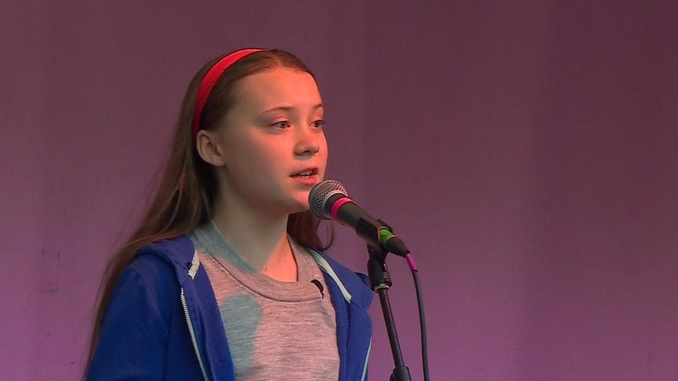 Thunberg: 'Climate fight will never stop'