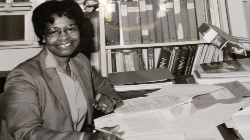 100 Women: Gladys West - the 'hidden figure' of GPS