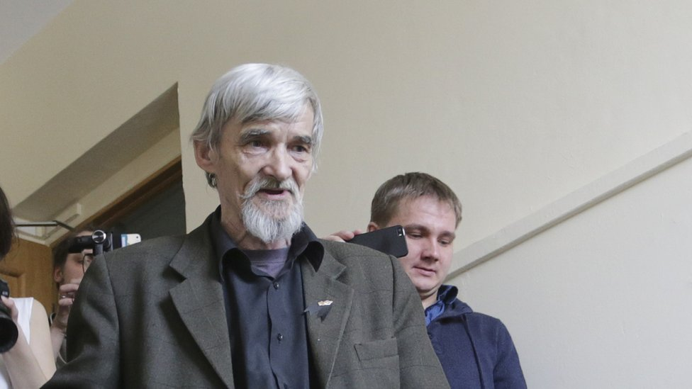 Назначенный адвокат Юрия Дмитриева:
