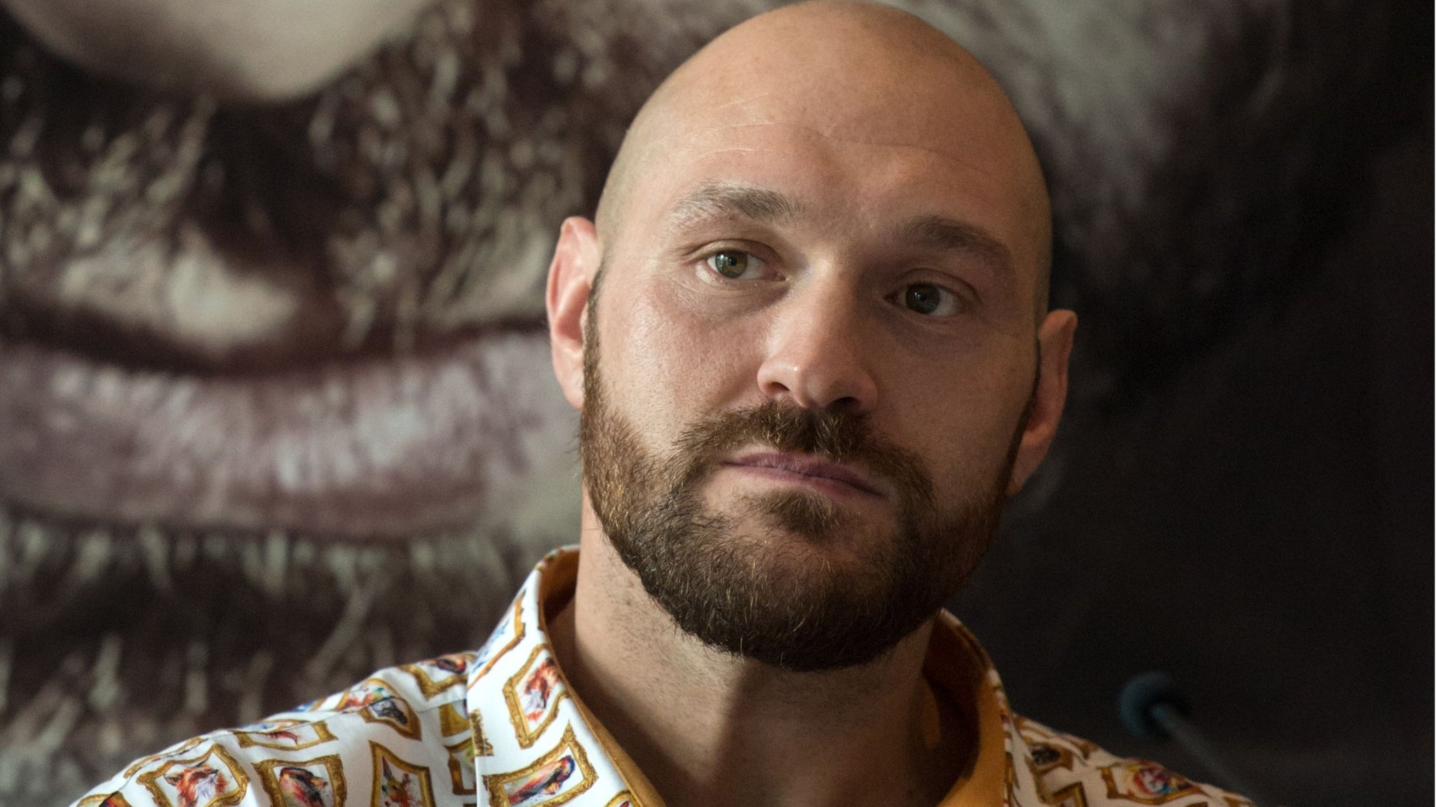 Fury names opponent for 9 June comeback in Manchester
