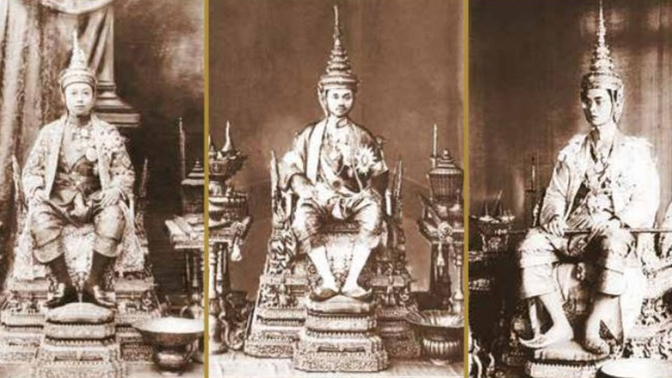 Previous coronations