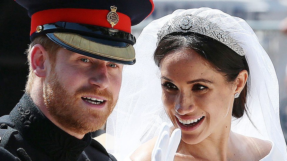 Boda de Harry y Meghan