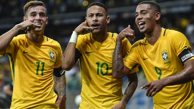 Copa America: Brazil, Argentina, Chile ready for draw - as are Japan and Qatar