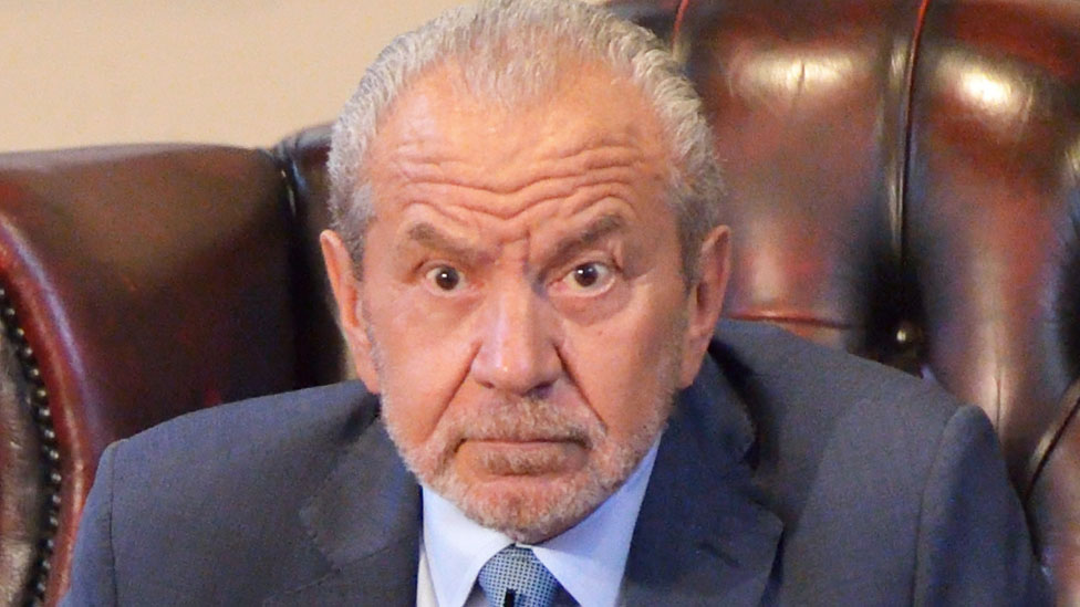 Lord Sugar criticised for tweet comparing Senegal team to 'beach sellers in Marbella'