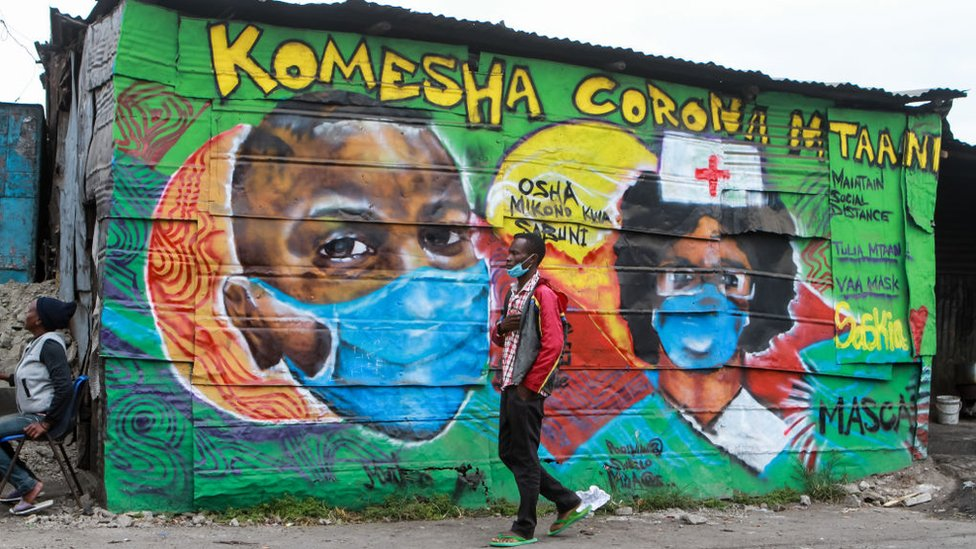 Coronavirus Corruption In Kenya Officials And Businesspeople Targeted Bbc News