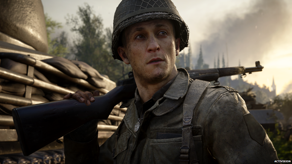 Call of Duty WW2 gameplay image