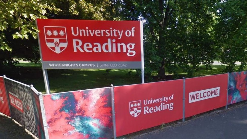 University of Reading tells refugee plan critics to 'jog on'