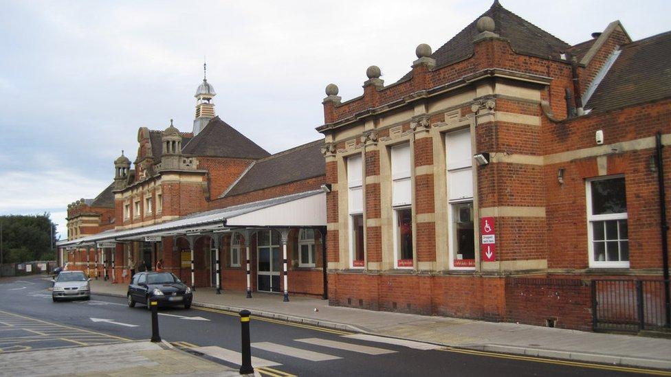 Transport police close Colchester 'racial slur' case