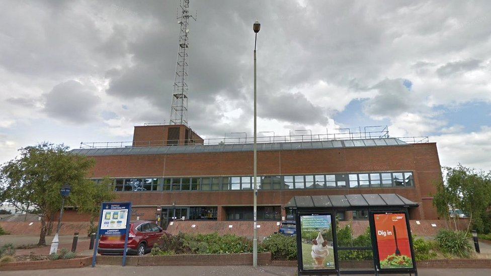 Lowestoft police van theft: Man in court