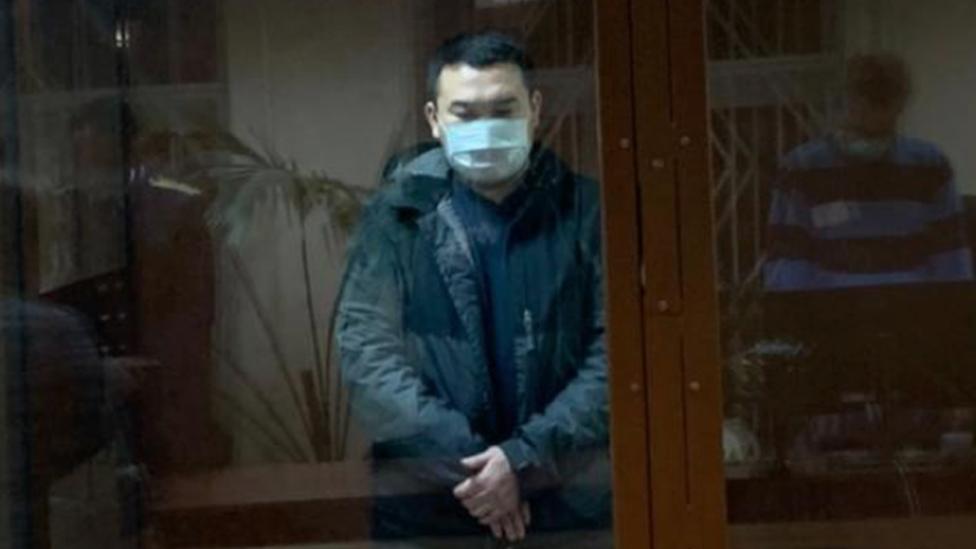 Арестован первый фигурант дела о насилии к полицейским на акции в Москве