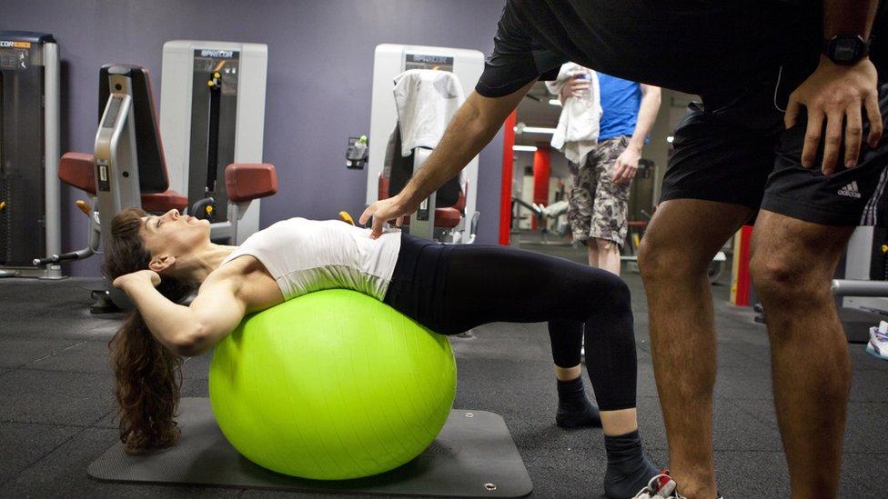 abdominales encogimiento de piernas musculos