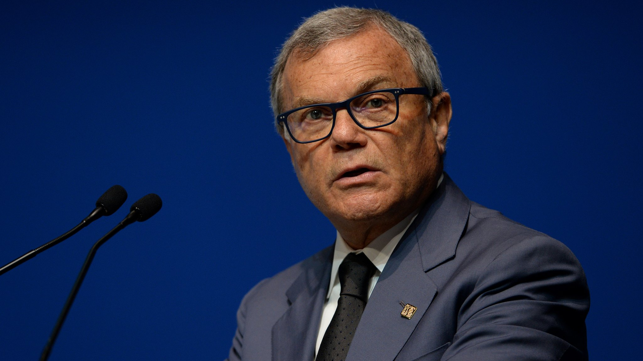 WPP boss Martin Sorrell faces misconduct investigation