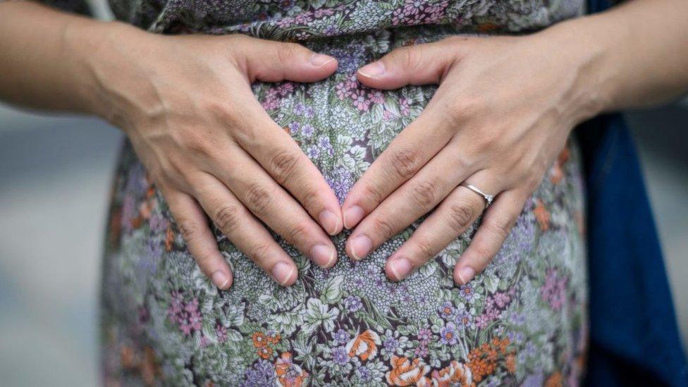 حاملہ مائیں