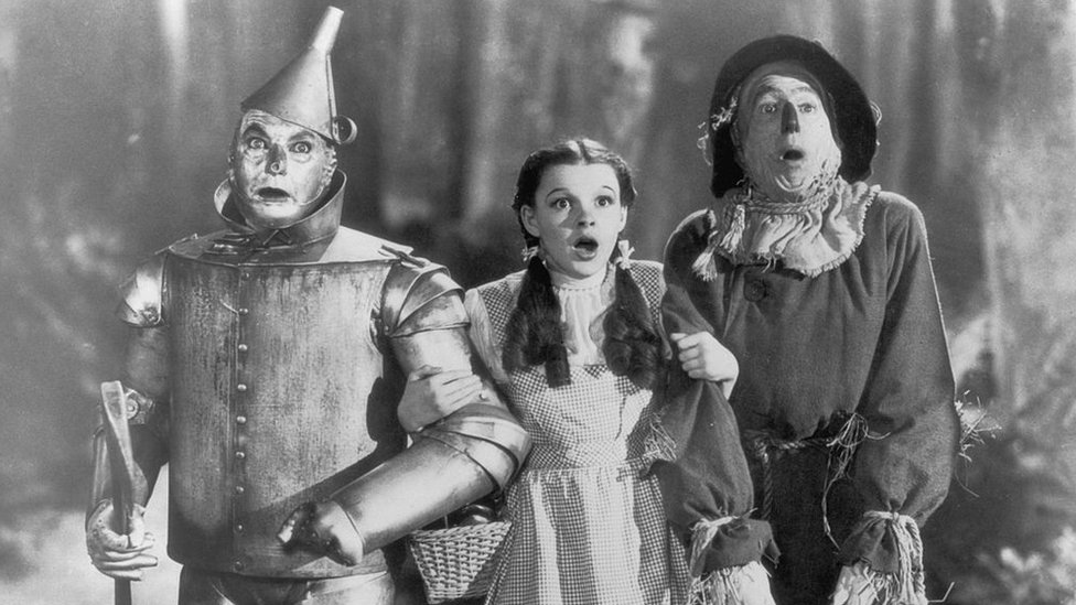 Mago de Oz.