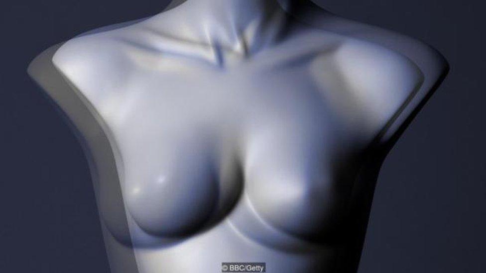 Figura de mujer