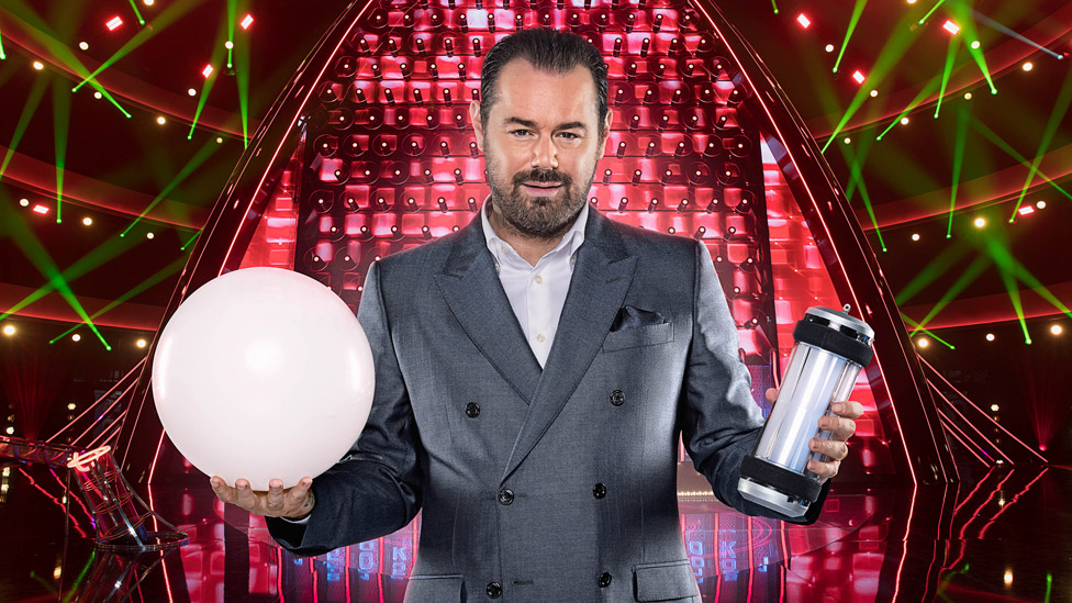 Danny Dyer on The Wall Christmas special