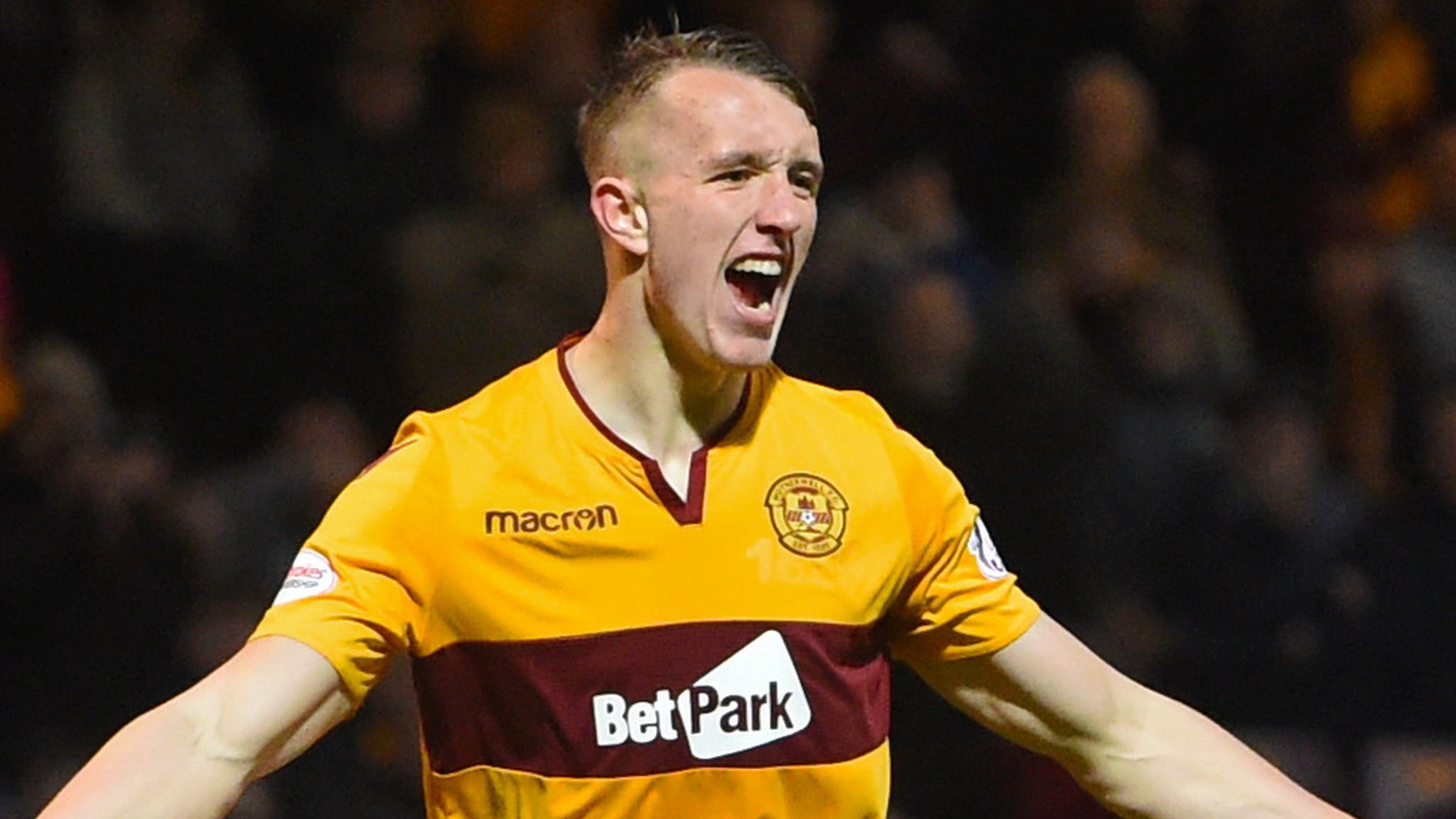 David Turnbull: Motherwell midfielder set to sign for Celtic over Norwich City