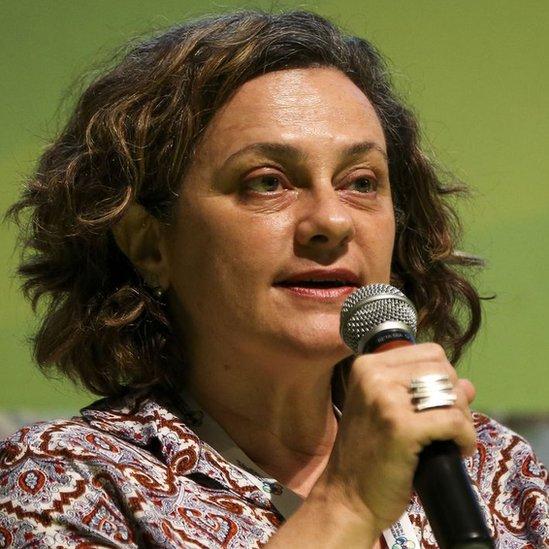 Elisabetta Recine, ex-presidente do Conselho Nacional de Segurança Alimentar e Nutricional