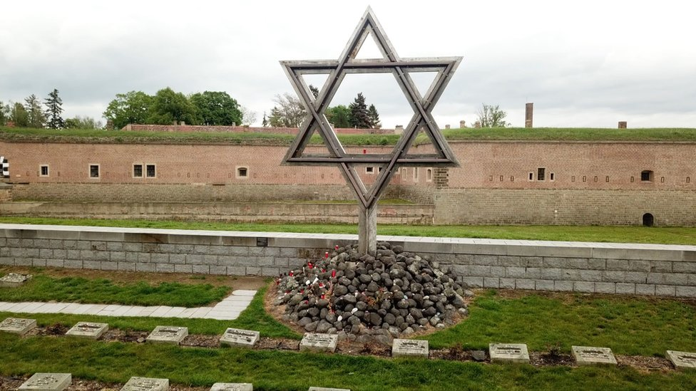 El memorial de Theresienstadt