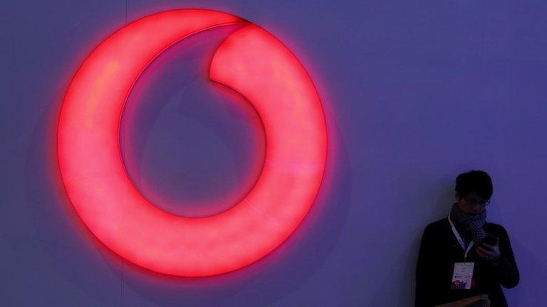Vodafone 'gigafast' ad banned after Virgin Media complaint