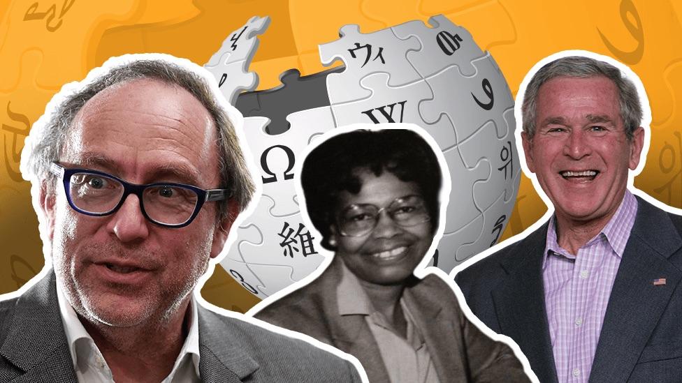 Википедия 20 лет