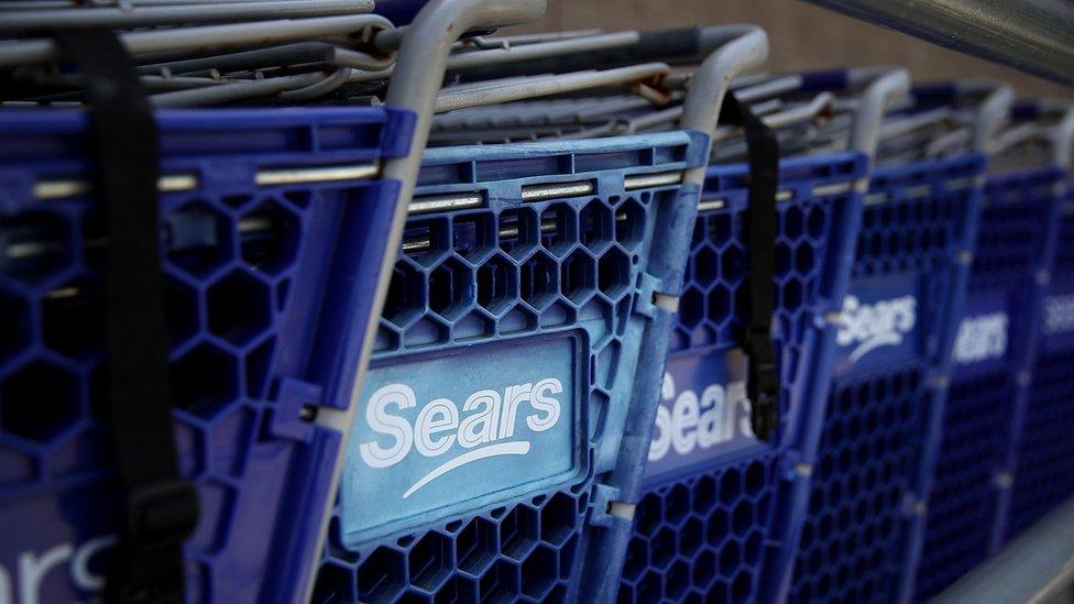 Carritos de Sears