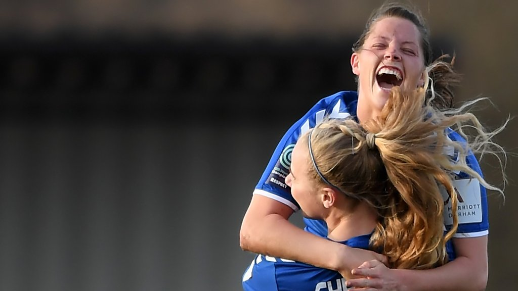 Villa win Women's FA Cup thriller but Blues go out