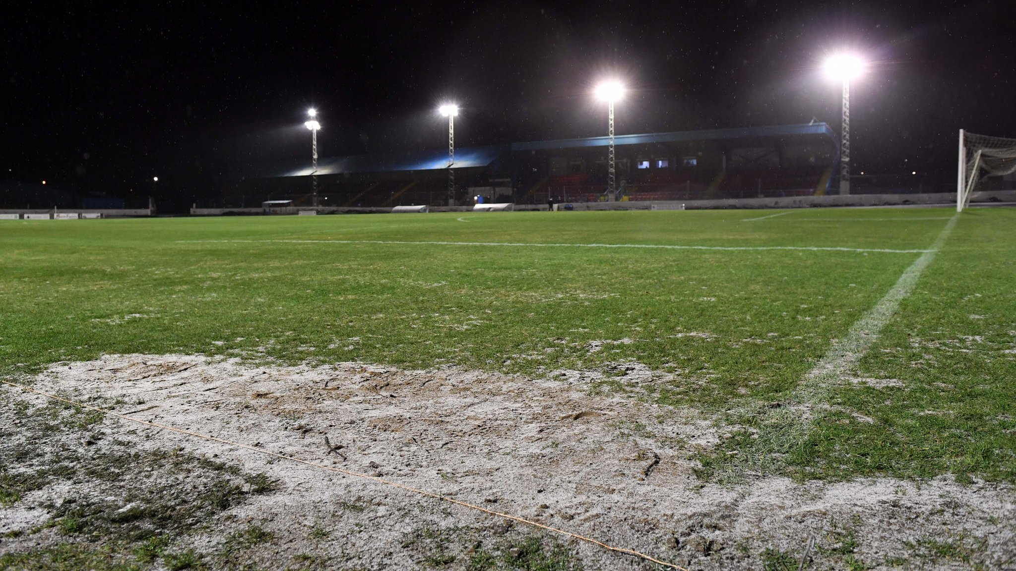 Cowdenbeath unhappy after Rangers Scottish Cup tie is postponed
