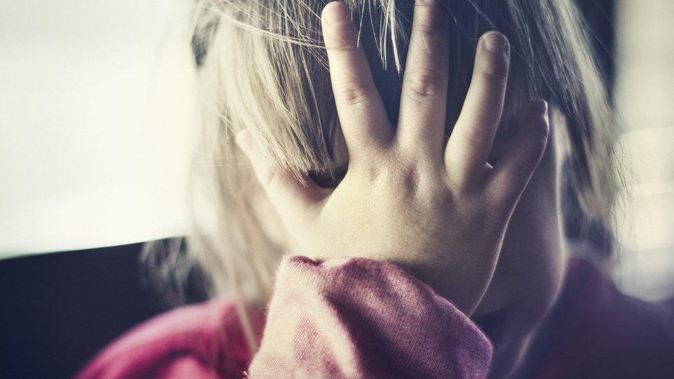 Uznemireno dete