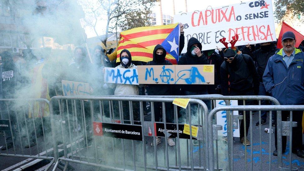 Barselona, decembar 2018.