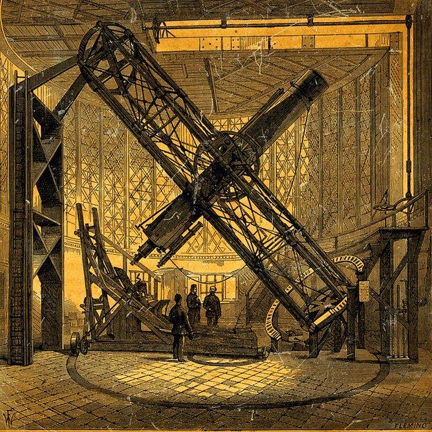 Gran Telescopio Ecuatorial