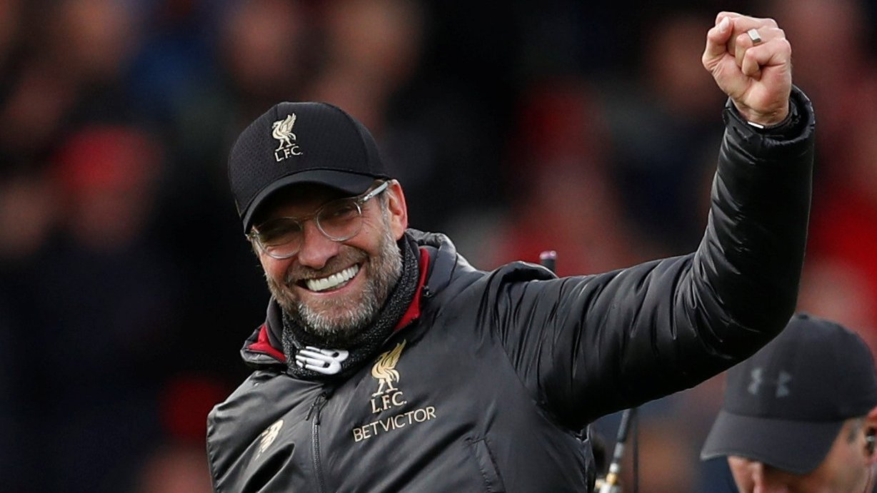 Liverpool v Napoli: Jurgen Klopp tells his players to 'put it right' in Champions League