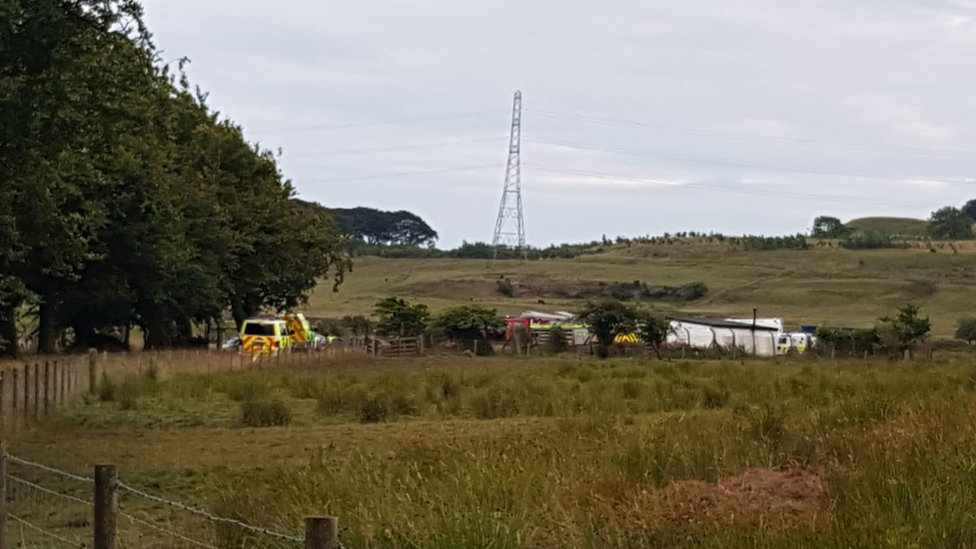 Body of boy, 14, discovered at Renfrewshire reservoir