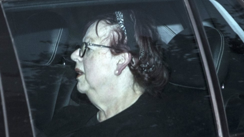 Jo Brand to face no action over acid joke, police say