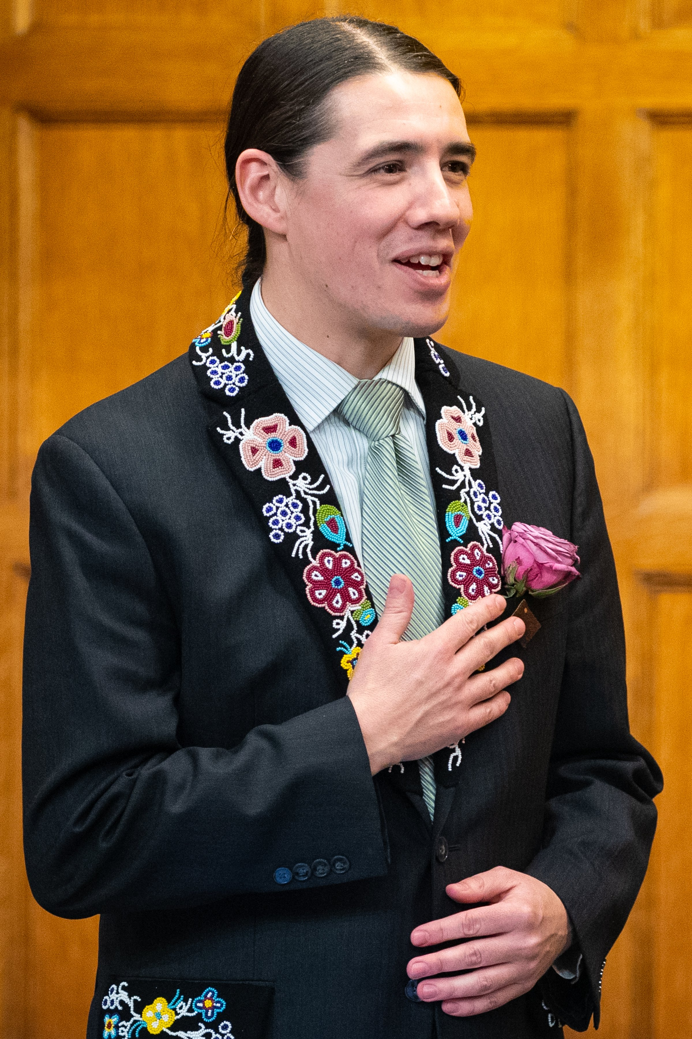 Robert-Falcon Ouellette.
