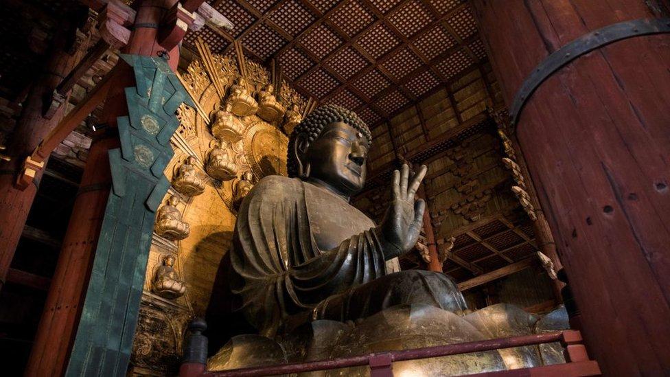 Buda de Nara
