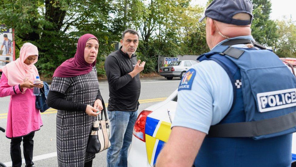 Musulmanes en Nueva Zelanda