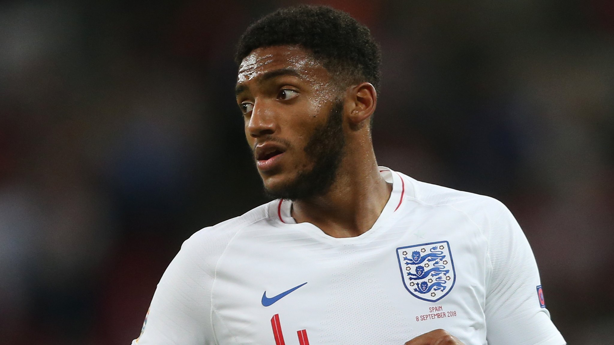 Gomez to replace Stones for England against Spain