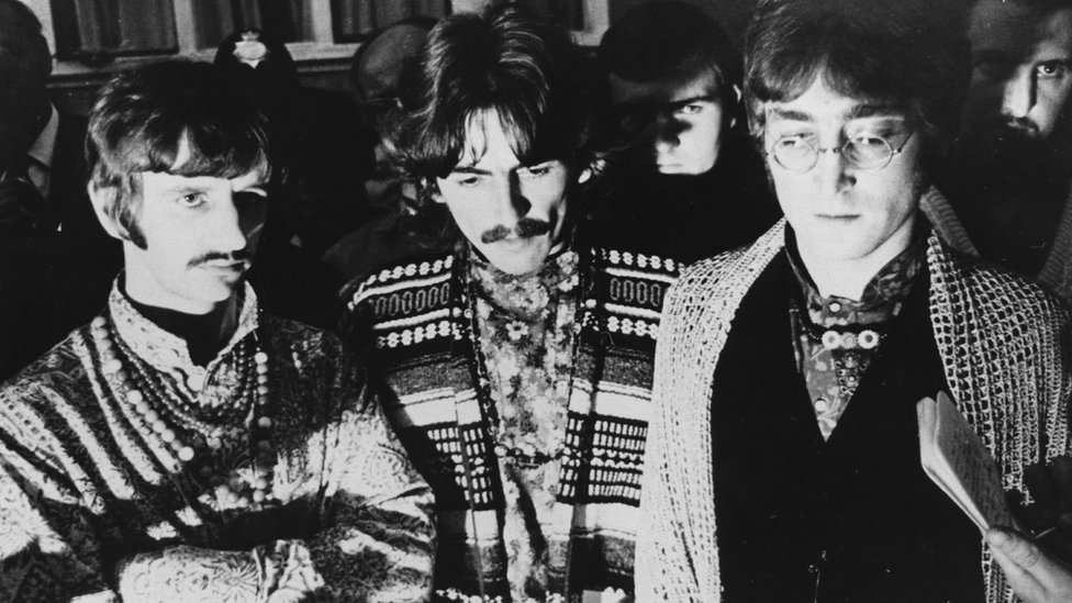 BBC News - The Beatles: Historians say 1967 Bangor visit was a turning point