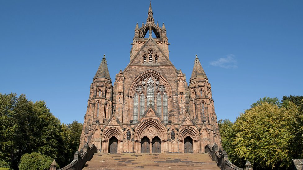 The category A-listed Thomas Coats Memorial Baptist Church has been a dominant feature of the Paisley skyline for more than 100 years