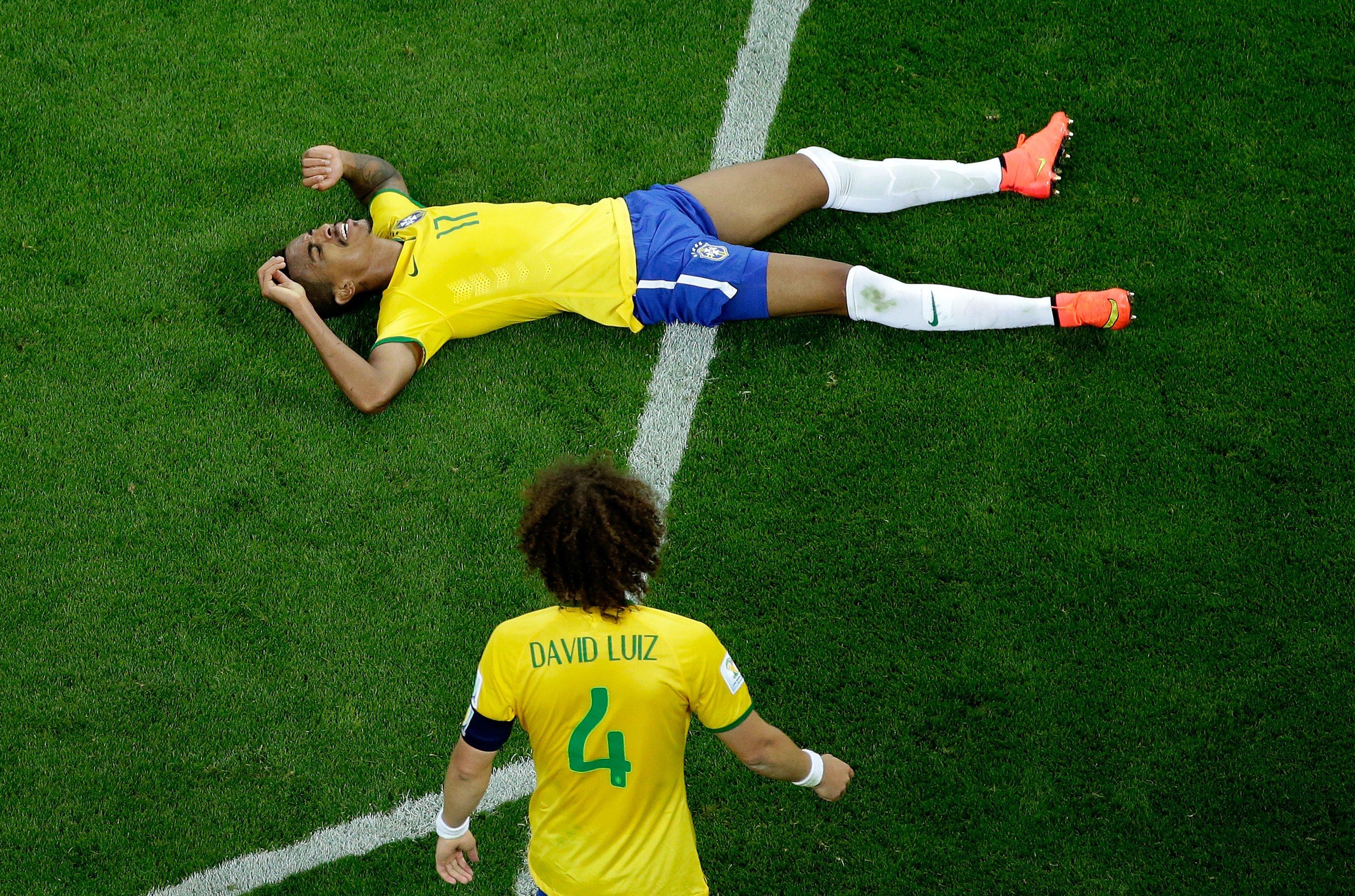 La apabullante derrota ante Alemania quedará grabada en la historia del fútbol brasileño.