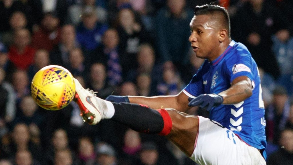 How rampant Morelos ravaged Kilmarnock - plus watch all four goals