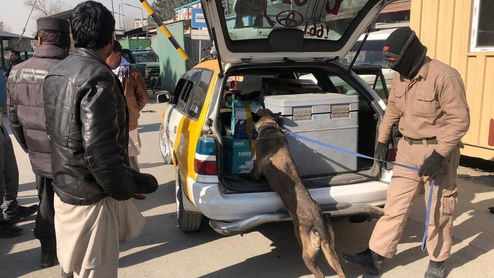 إجراءات أمنية في كابول