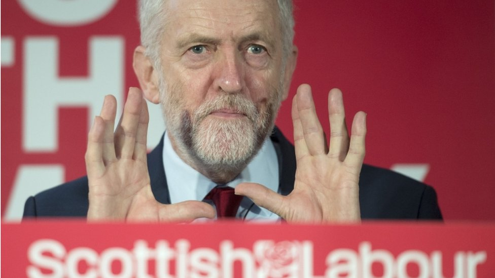 Jeremy Corbyn defends Labour racism inquiry