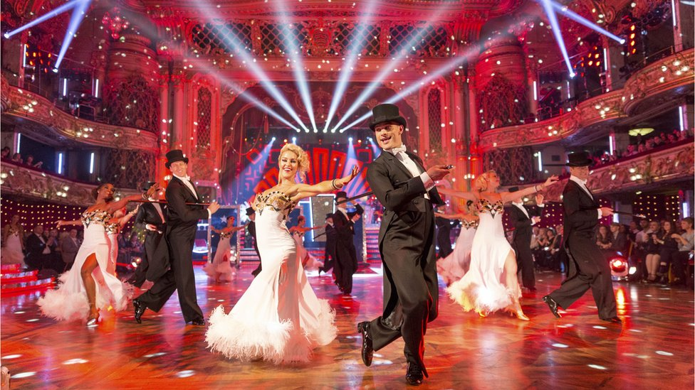 Strictly Come Dancing: How (and why) it moves to Blackpool every year